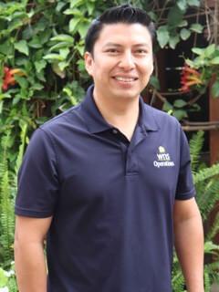Alvaro Monzon : Operations Supervisor