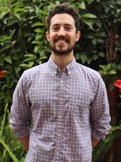 Daniel Brubaker : Events & Calendar Manager