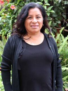 Irma Huidor : ECC Teaching Assistant