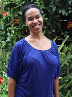 Naomi Austin : Admission Database Coordinator