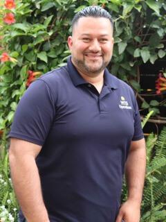 Orlando Stewart : Operations Staff/Bus Driver