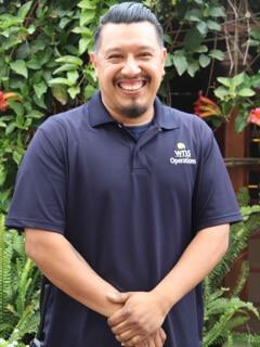 Ricardo Ruiz : Operations Staff/Bus Driver