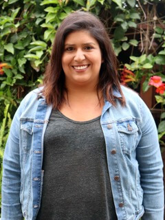 Valeria 	Flores-Carrillo : ECC Co-Lead Teacher