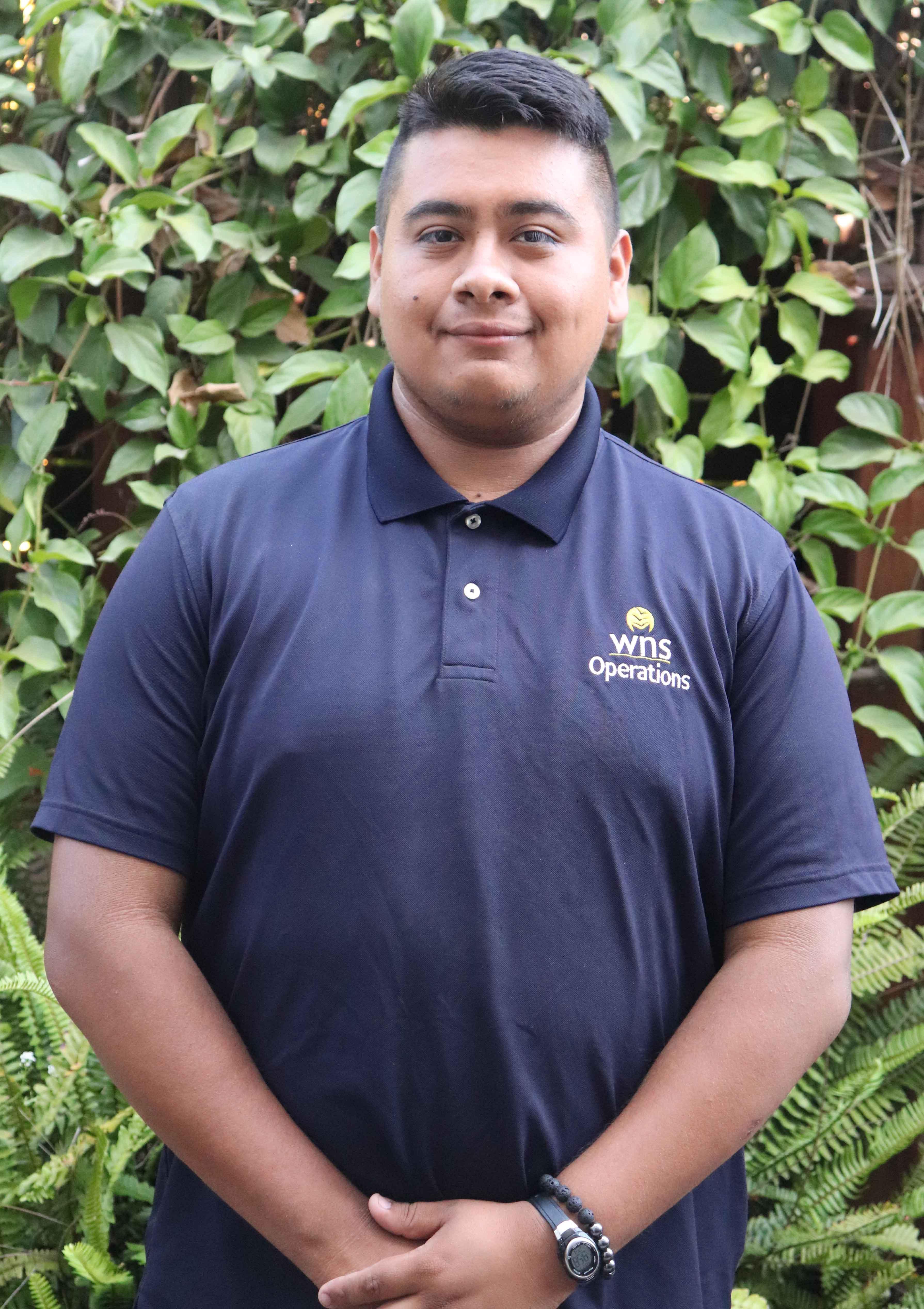 Chazaq Hernandez : Operations Staff