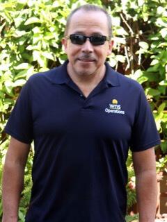 Luis Romero : Operations Staff