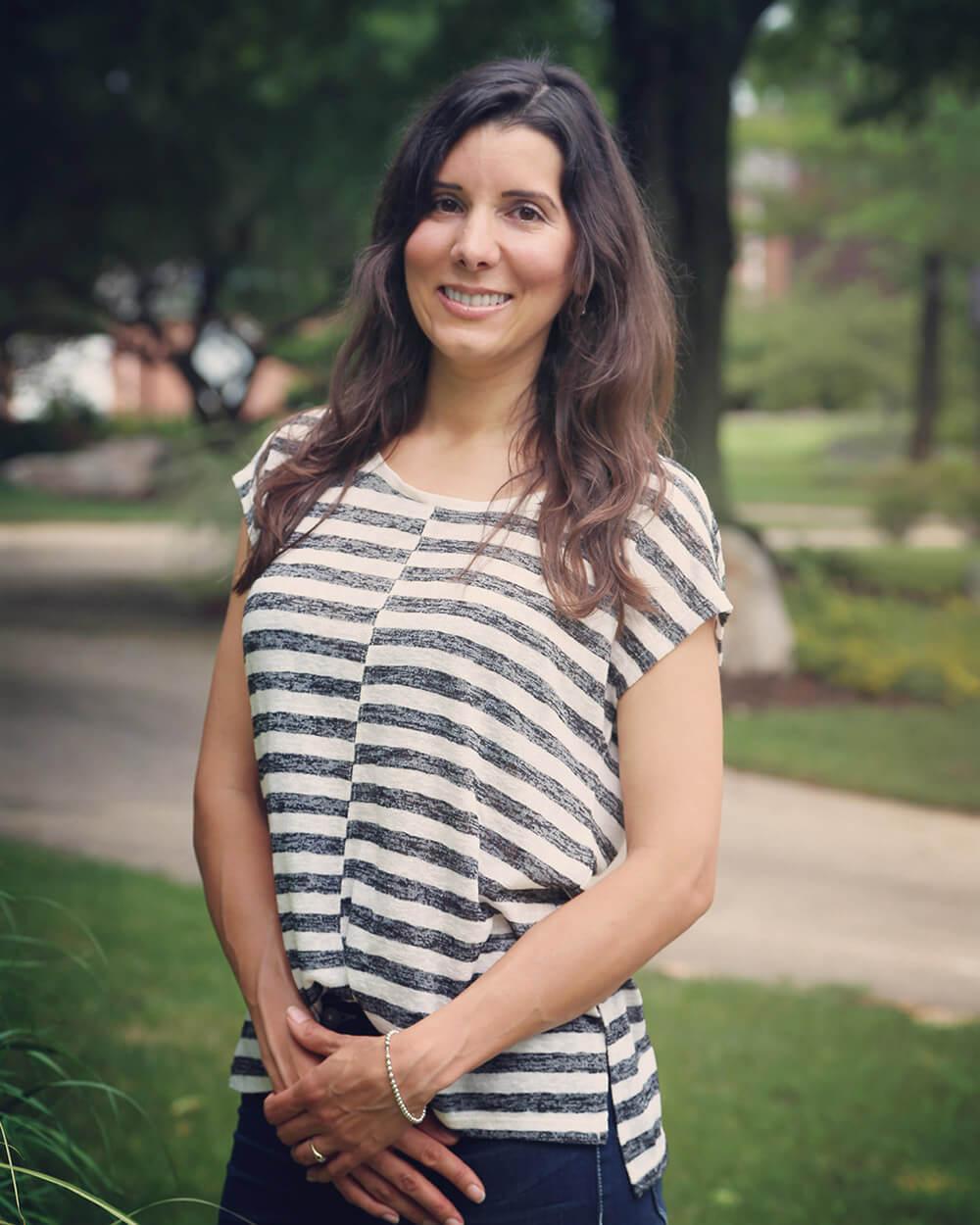 Kim de Deaux : School Psychologist (PS-4th)